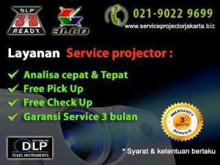 service lcd infocus jakarta