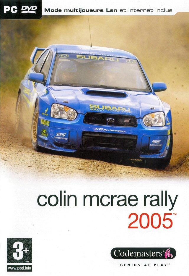 cmr5pc0f - Colin McRae Rally 2 | PC