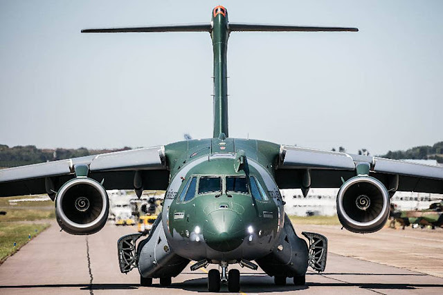 Portugal give up Embraer KC-390