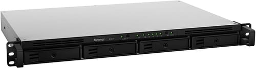 Review Synology 4 Bay NAS Rackstation RS819