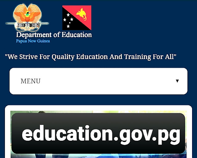Www.education.gov.pg