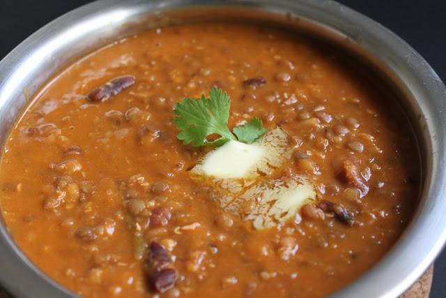 recipe for dal makhani,ma ki dal