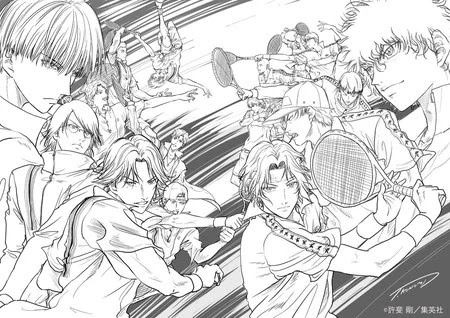The New Prince of Tennis: Hyotei vs Rikkai Game of Future