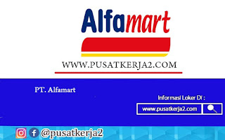 Lowongan Kerja PT Sumber Alfaria Trijaya November 2020