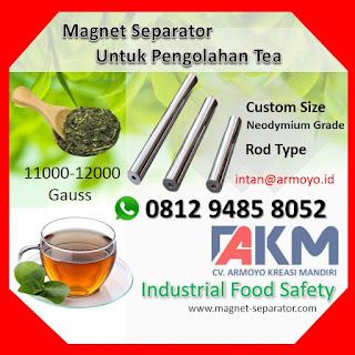 Magnet Separator Type Rod