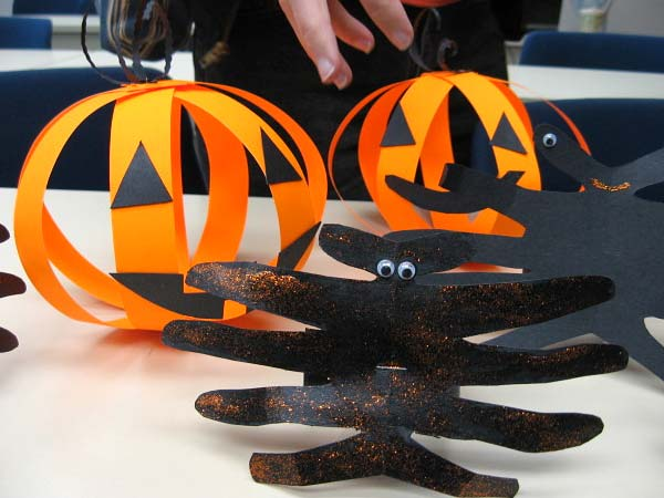 Cool Halloween Arts And Crafts