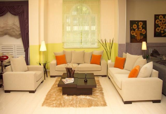 elegant feng shui living room design