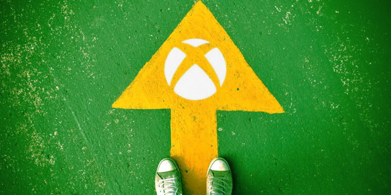 Xbox no longer requires a subscription to play free games online