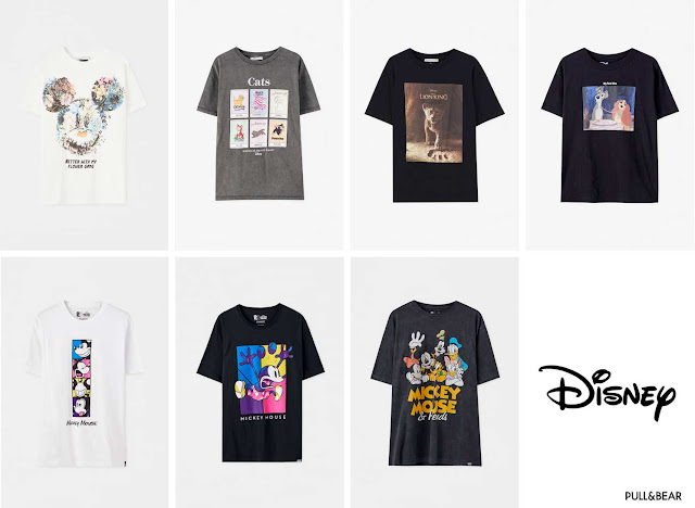 camisetas-disney-pull-and-bear