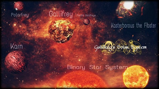 GALLIFREY (DOCTOR WHO)