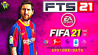 fifa 2021 Mod apk and Obb offline game downlaod