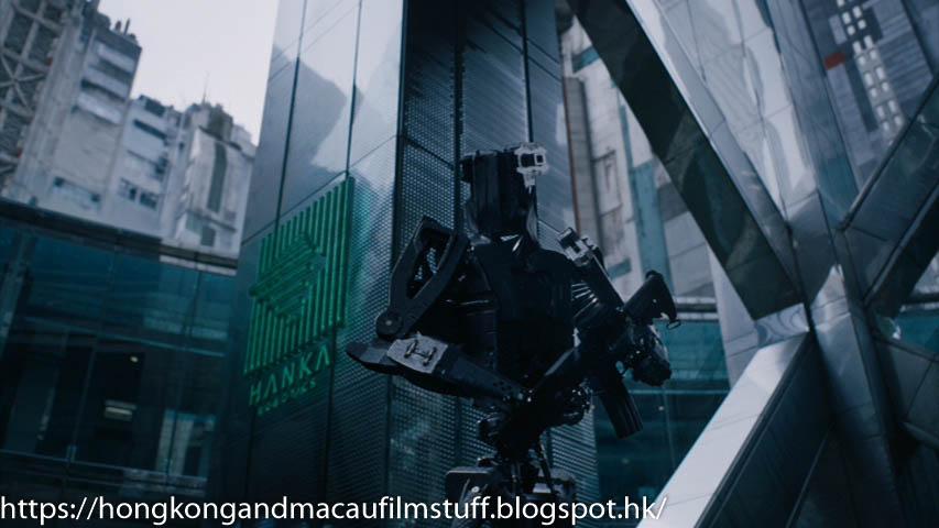Hong Kong Macau Film Stuff Ghost In The Shell Scarlett Johansson 2017 The Centre Central