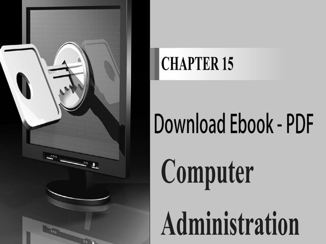 Computer Administration download pdf ebook