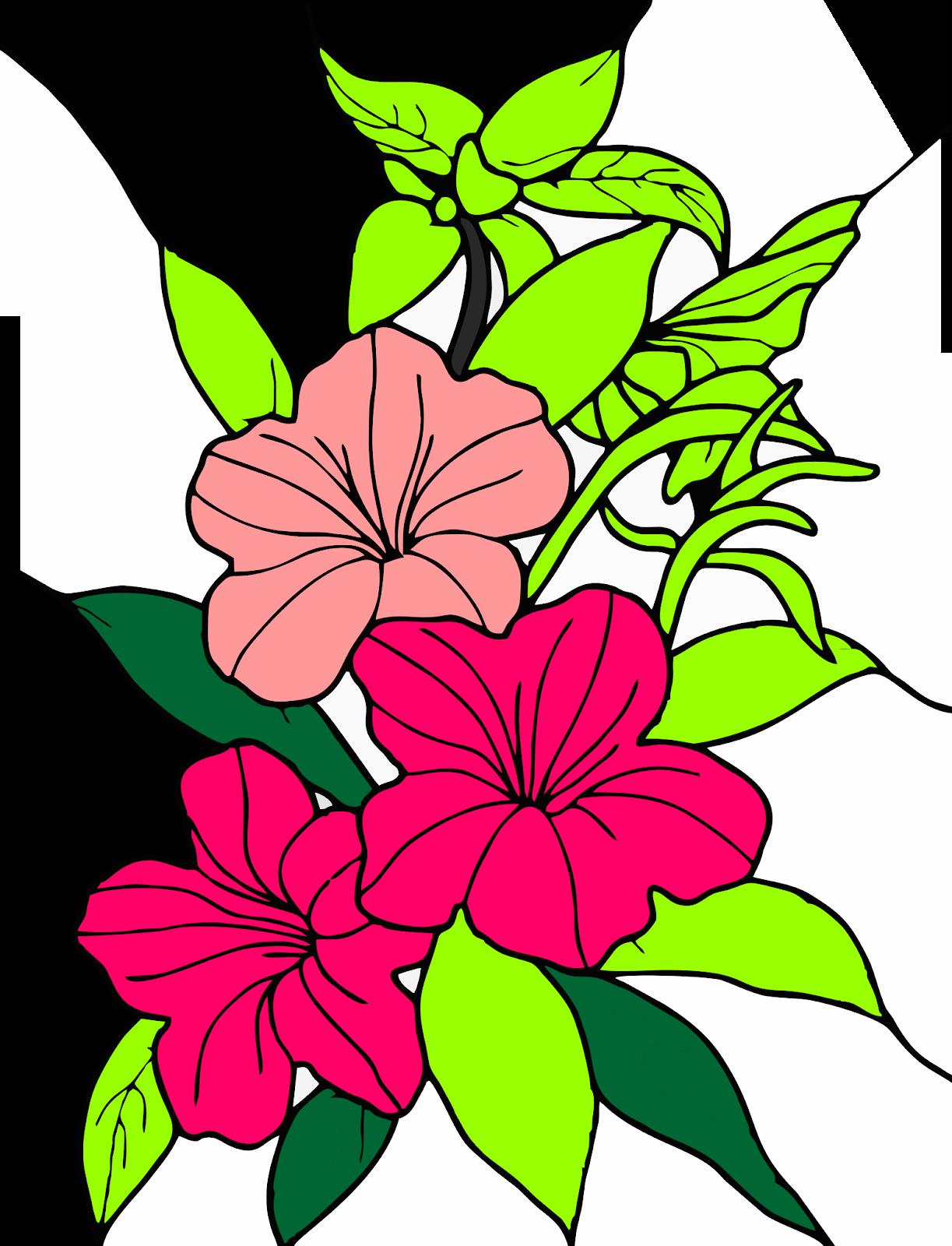 Unduh 880 Gambar Bunga Kartun Vektor HD Terbaik