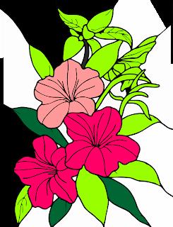 bunga kartun