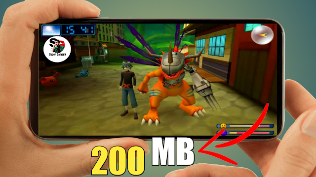 Digimon World Re Digitize 200 MB Game Highly Compressed File