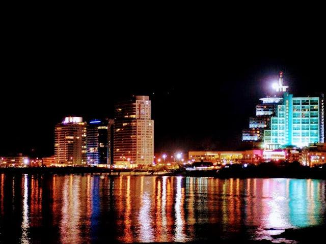 www.viajandoportodoelmundo.com Casino Conrad Punta del Este Uruguay