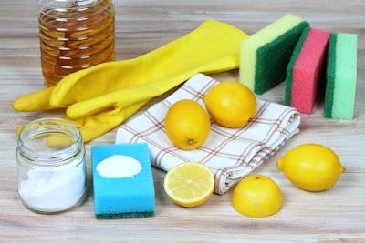 como hacer limpiadores ecológicos