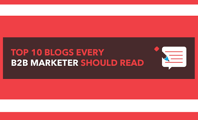Top Ten Blogs Every Marketer Should Read #infographic