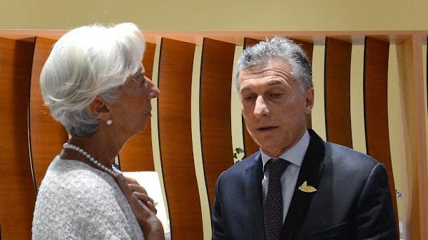 El FMI le planteó dos veces a Alberto Fernández que había ''vacío de poder'' en la Argentina de Macri