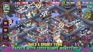 Goosebumps HorrorTown Apk Hack Dinheiro Infinito