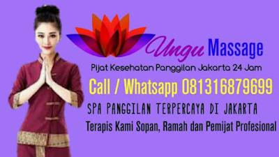 Pijat Panggilan ITC Mangga Dua