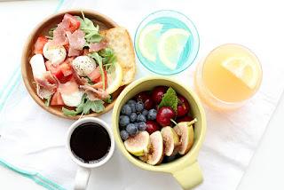 comida sana aprender comer