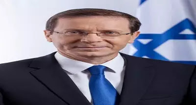 israel President