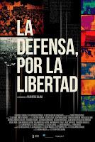 Estrenos de cartelera en España 25 Octubre 2019: La defensa, por la libertad
