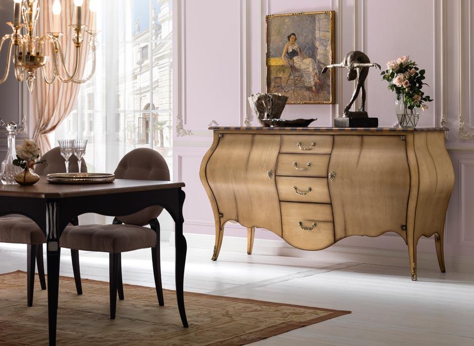 ByElisabethNL: Furniture Design: Elegant cabinet from F.M. Bottega d ...