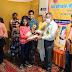 बलिया में आयोजित सांस्कृतिक कार्यक्रम में दिखी ग्रामीण क्षेत्र की प्रतिभा