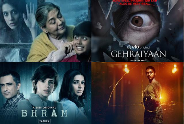 Top 10 Best Horror Web Series to Watch on Netflix