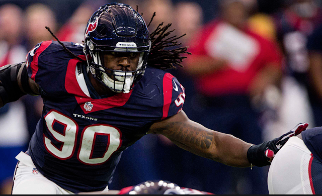 Seahawks acquire star pass-rusher Jadeveon Clowney in multi-player trade with the Texans