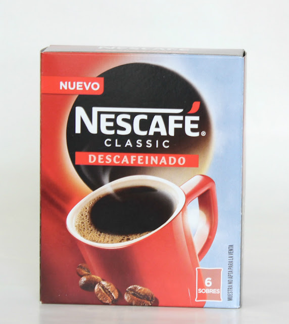 Degustabox septiembre Nescafé