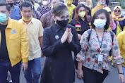 CEP SSL Disambut Ribuan Pendukung Di Jaton