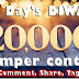 10 Days Diwali Biggest Giveaway Win Prize Worth Rs 20000