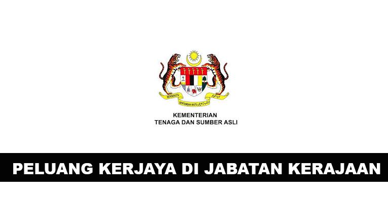 Kekosongan Terkini di Kementerian Tenaga dan Sumber Asli (KeTSA)