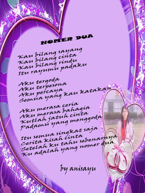 Puisi Cinta Patah Hati Karena Cinta