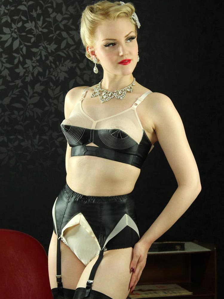 Beauty Librarian: Vintage-Inspired Lingerie!