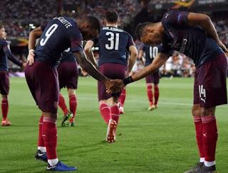 آرسنال يودع الدورى الأوروبى بالخسارة أمام أولمبياكوس اليونانى