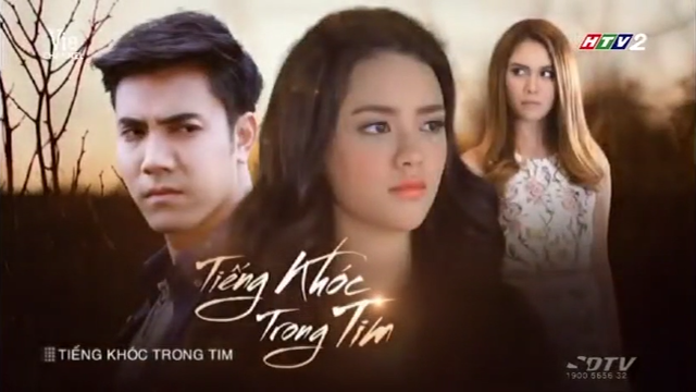 Tiếng Khóc Trong Tim Trọn Bộ Tập Cuối (Phim Thái Lan HTV2 Lồng Tiếng)