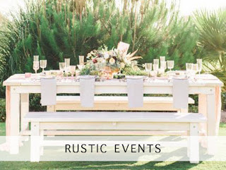 San Diego County Wedding Rentals