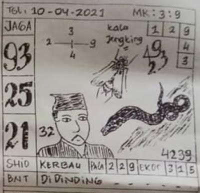 syair sgp bd 10 april 2021