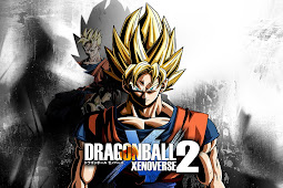 Dragon Ball Xenoverse 2 CODEX + DLC Pack Deluxe Edition PC