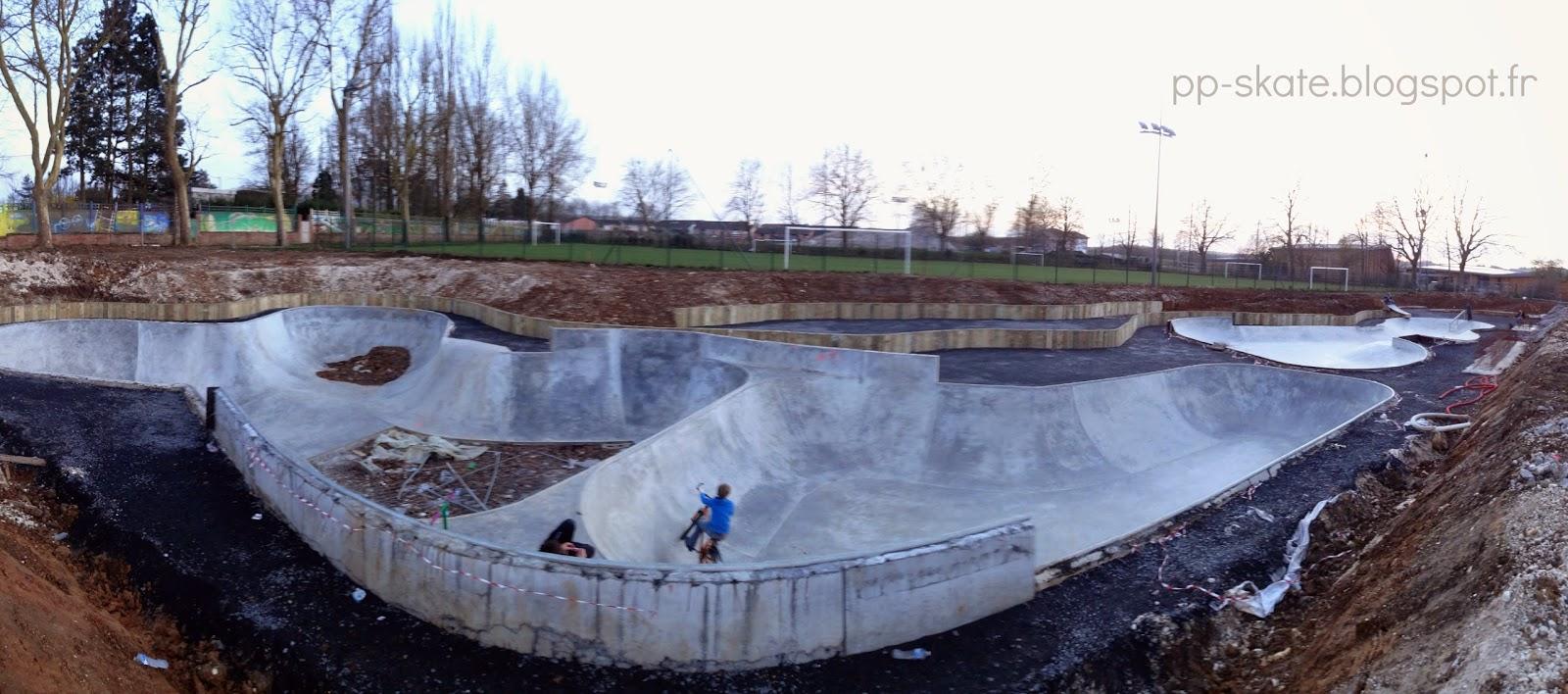 skatepark bruay la buissiere