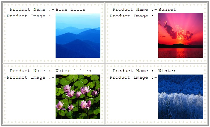 Code Snippets: Bind Image In Datalist Control In Asp net c#