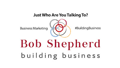 LinkedIn article image for a Bob Shepherd Business marketing article