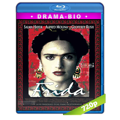 Frida (2002) BRRip 720p Audio Trial Latino-Castellano-Ingles 5.1