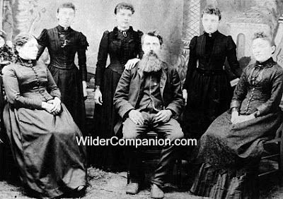 The Ingalls Family 1894