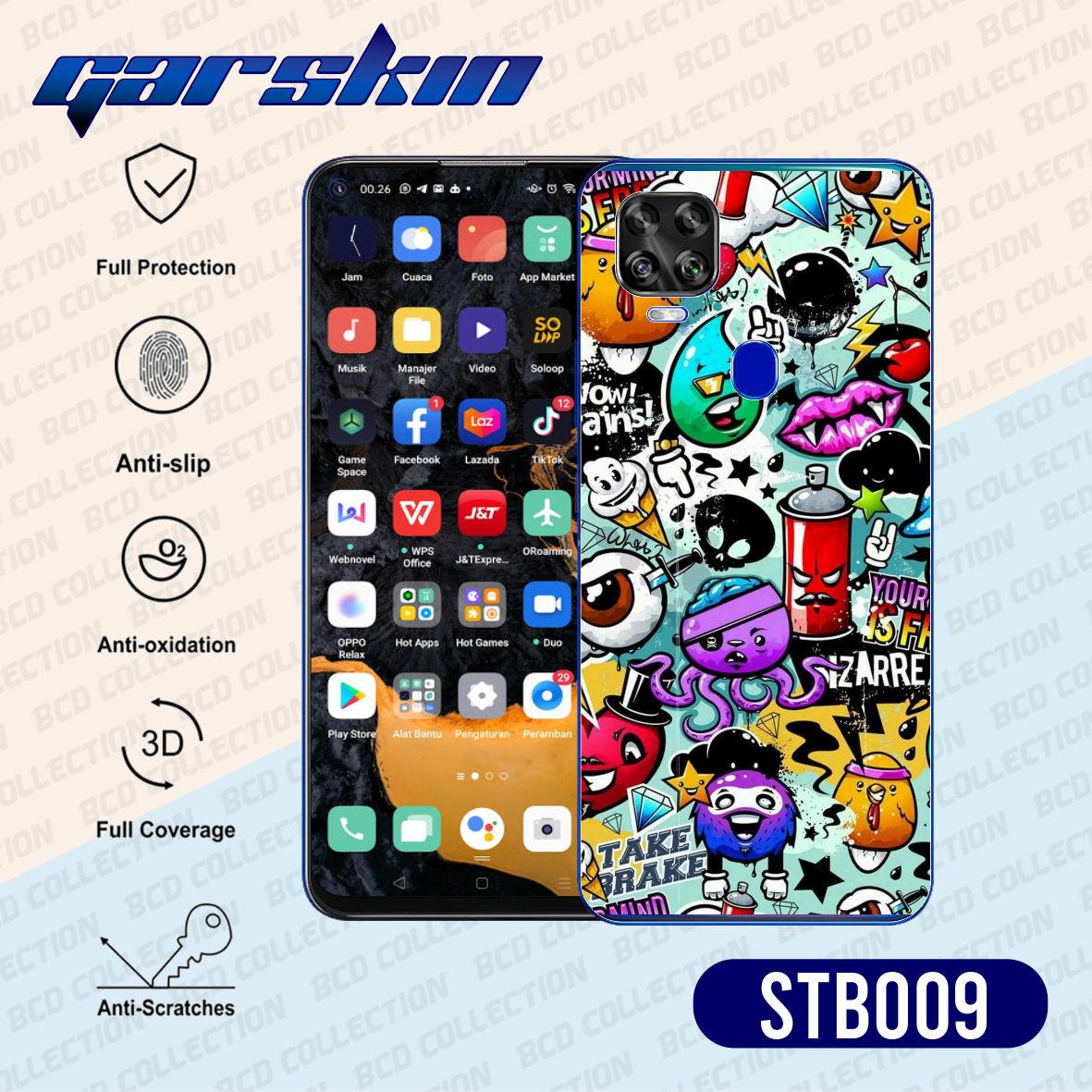 Garskin Custom BCD Collection